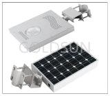 Integriertes LED-Solarstraßenlaterne, Straßenlaterne, Straßen-Licht, 12W