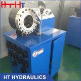 Macchina di piegatura del tubo flessibile idraulico della Cina Ht500-C 5L con 10 dadi degli insiemi