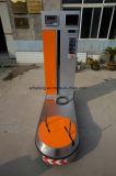 Lp600f-L 자동적인 공항 수화물 감싸는 기계