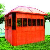 Gazebo impermeabile di legno della vasca calda del giardino di alta qualità (SR882)