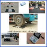 Escala eletrônica de roda de escala de pesagem de eixo portátil