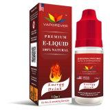 Suco vermelho do sabor E de Engergy da série da fruta para o sexo eletrônico dos líquidos de Malaysia E do clone do cigarro na praia para a modificação