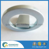 Magneet van het Neodymium van de Vorm van GLB de Sterke Permanente met het Plateren van Zn