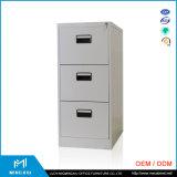 Mingxiu 3 서랍 수직 파일 캐비넷/금속 가구 사무실 파일 캐비넷