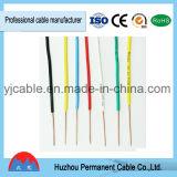 Câble unipolaire de cuivre solide en gros de câble électrique de la Chine BV/Blv
