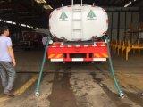 Sinotruk HOWO camiones de agua de 6X4 con el volumen 20, 000 litros - 25, 000 litros