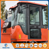 Machine de construction 2.5ton Wheel Loader Log Loader with Trailer