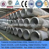 ASTM 304 tubos sem costura em aço inoxidável Oval (YCT-S-127)