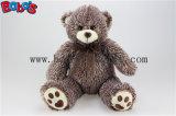 Entre le milieu de grande taille de la famille de l'ours en peluche animal en peluche avec broderie Paw