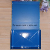 Caja de presentación cosmética del rectángulo del rectángulo de regalo de la cartulina con talla y color modificados para requisitos particulares