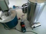 Pasteurisatieapparaat van de Melk van het roestvrij staal 1000L/H het Elektrische