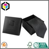 Оптовая коробка ювелирных изделий бумаги картона сплошного цвета твердая