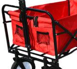 Quattro rotelle che piegano carrello senza baldacchino