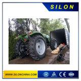 75HP 4 de Tractor van de Landbouw Wd met het Bewijs van The Sun die naar Duitsland wordt uitgevoerd