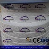(KLP211) Imballaggio Braided di PTFE della ghiandola pura del Teflon per la valvola e la pompa