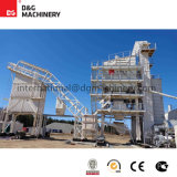Planta de mezcla del asfalto de Dg2500AC/equipo de planta compacto de mezcla del asfalto