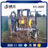 Heißer Verkauf in Afrika-Xy-200f verwendeter Bohrloch-Bohrmaschine für Verkauf