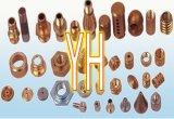 Steel et Brass inoxidables Machining Partie (X35)
