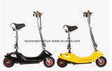 350 Вт мини-Li-ion аккумулятор мотоциклов с электроприводом E мини скутер фальцовки