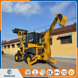 Weifang mini-excavateur chargeur tractopelle 1200kg Petite hydraulique