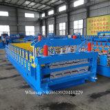 الصين صاحب مصنع [دووبل لر] فولاذ تسليف صفح لفّ يشكّل آلة