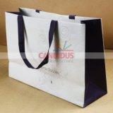 Kundenspezifische Papiertüten-Einkaufen-Beutel