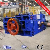 Máquina de mineração dobro da máquina de trituração do triturador do rolo com grande capacidade