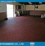 Резиновые спортзал пол рулонов, коврики, или керамической плитки