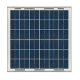 12V 15W Poly panneau solaire pour le système d'éclairage solaire