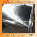 Dx51d ondulé laminé à froid/chaud Roofing feuille de métal galvanisé à chaud de matériaux de construction de feux de croisement/Galvalume Gi bobines en acier