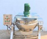 Edelstahl, der Potenziometer für Nahrung (ACE-JCG-C1) kippt, kochend