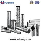 Huaye 201 304 tubos primeros del acero inoxidable con el material del AOD