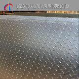 Folha Checkered de aço galvanizada mergulhada quente da gota do rasgo