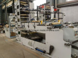 Ybs-570 Six Color Logistics Label Flexo Printing Machinery