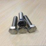 De bonne qualité DIN laiton/cuivre phosphoreux933 DIN931 le boulon à tête hexagonale, la Chine, de nombreuses sortes d'usine de fabrication de produits de fixations