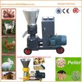 Mini máquina de molienda de pellets de alimentos animales con ce