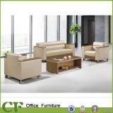 Mobilier de bureau commercial canapé en cuir Executive Office Canapé-Set