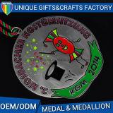 豪華な金属のクラフトはハンドメイドメダルをカスタマイズした