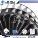 Ventola di plastica del ventilatore della rotella di ventilatore