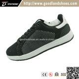 Горячая продавая ткань вскользь ботинки от Goodlandshoes 20087-1