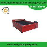 Kundenspezifische Blech-Herstellungs-Teile mit Puder-Beschichtung-Oberfläche