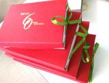Бумажная коробка вахты хранения индикации упаковки с окном для вахты типа керамического способа вахты европейского роскошного (Lrw8)