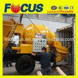 Jbt30 15-30m3/H Diesel Portalbe Concrete Pump e Mixer com Deutz ou Cummins Engine