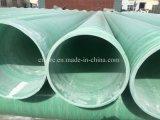 Tuyau résistant à la corrosion pour eau ou huile FRP / GRP