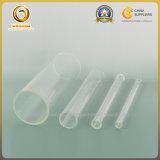 Haut de petit diamètre des tubes en verre clair Verre borosilicaté 3.3 (362)