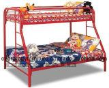 2 Personen-Metalzwilling über vollem Koje-Bett