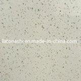 Mattonelle di marmo artificiali della lastra artificiale bianca