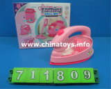최신 판매 Bo 플라스틱 철 장난감. 전기 집은 놓았다 (711814)
