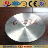 Inconel 718 barres rondes, fabrication ronde de 718 barres de fer d'Inconel