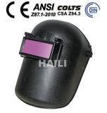 De zonne Aangedreven auto-Verdonkert Helm van het Lassen (wh-180T1)